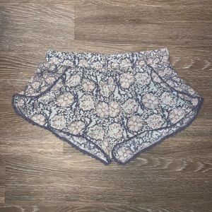 Flowy shorts, size M (fit like S)